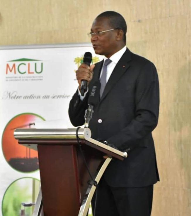 Deuil,Bruno Nabagne Koné,ministre,père