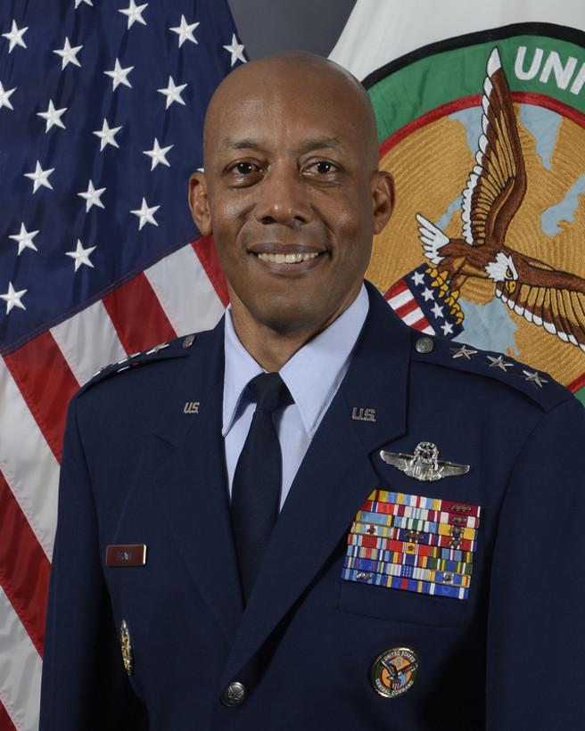 Etats-Unis,US Air Force,général Charles Q. Brown Jr.,Afro américain