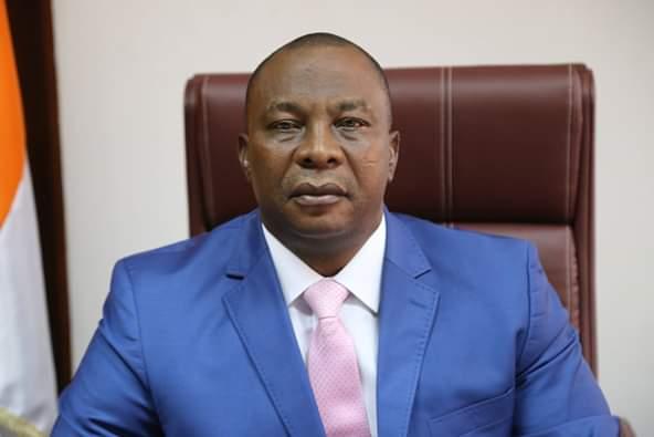 Accusation contre Hemed Bakayoko,Réaction Adjoumani