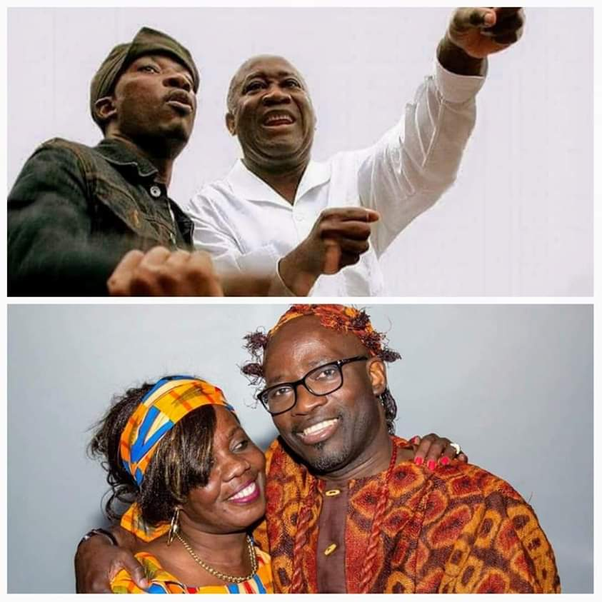 Blé Goudé,Laurent Gbagbo,malheur