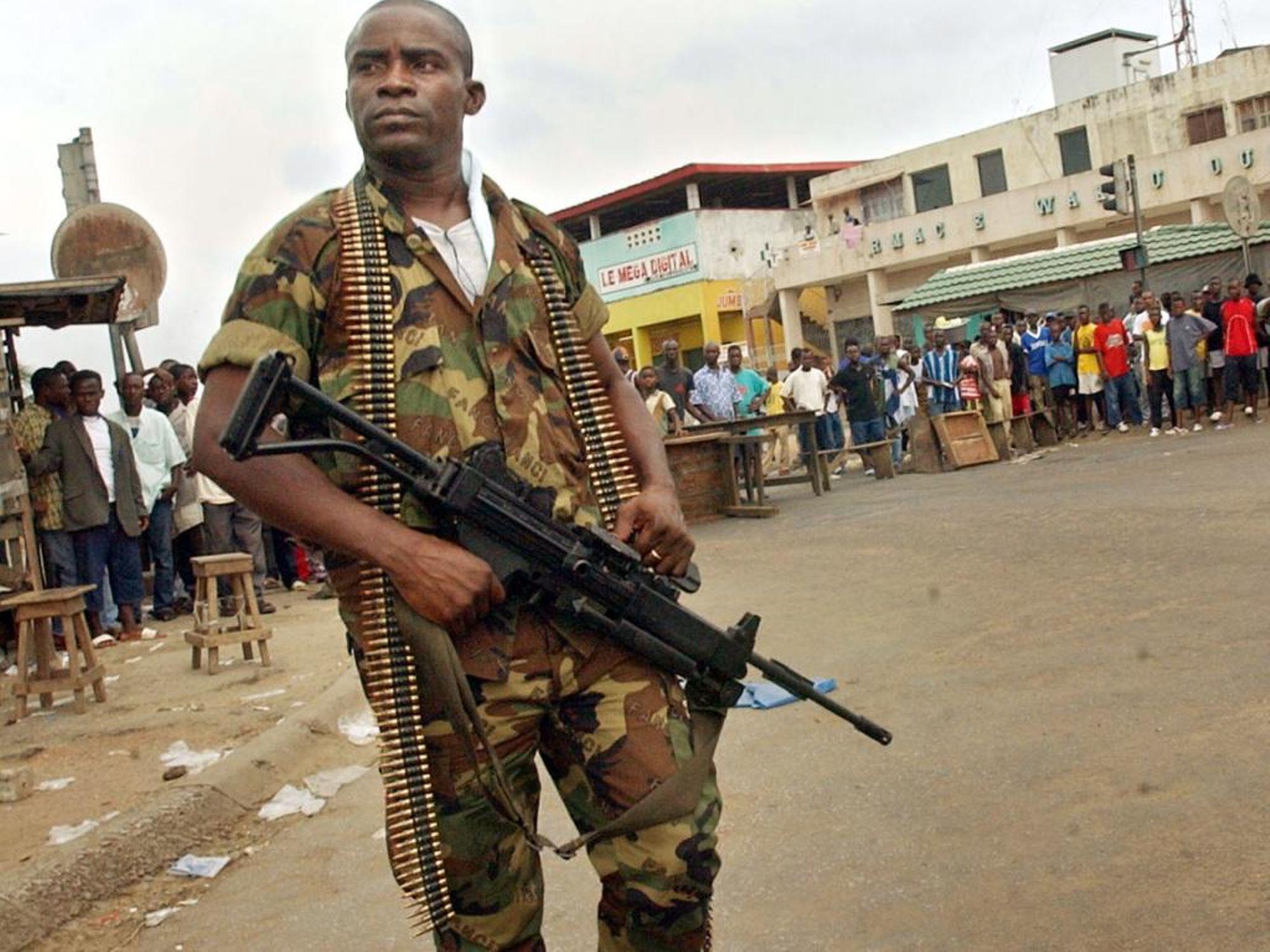 Attaque djihadiste,cote d'Ivoire,Burkina Faso