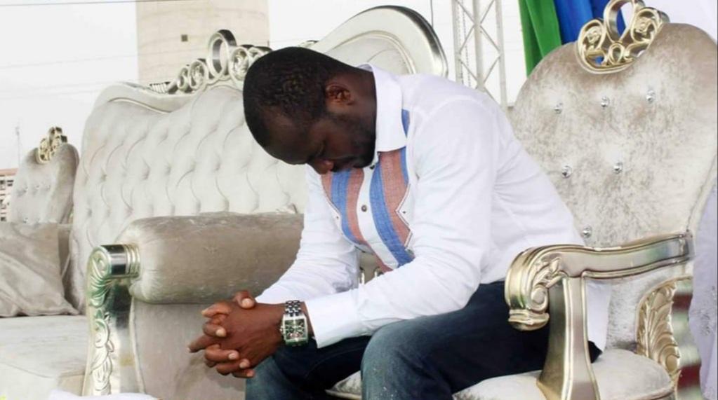 Eglise Catholique en Côte d'Ivoire,Apostolat Sacerdoce Royale,Abraham Marie ¨Pio