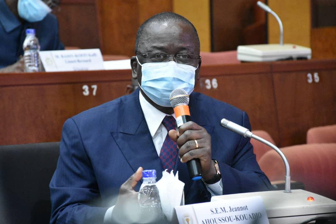Affaire Côte d'Ivoire pays de narco-trafiquants,président du Sénat,Jeannot Ahoussou-Kouadio