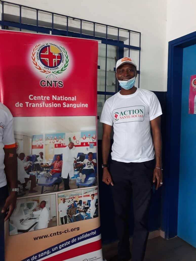 Mouvement Action santé-social,don de sang,Centre national de transfusion sanguine,CNTS
