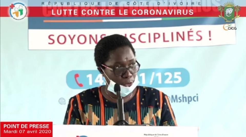 Covid-19,Dr Édith Kouassi,communes,districts sanitaires