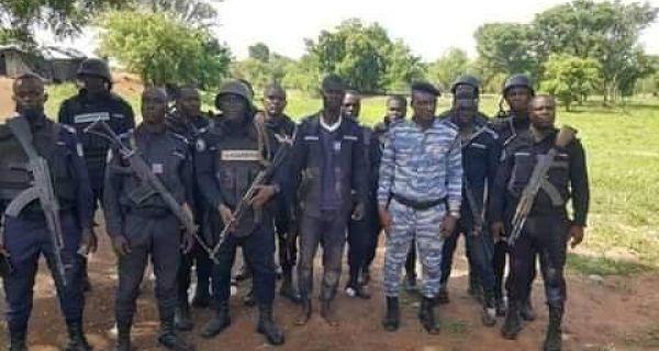 Attaque terroriste,Kafolo,armée ivoirienne,Côte d'Ivoire