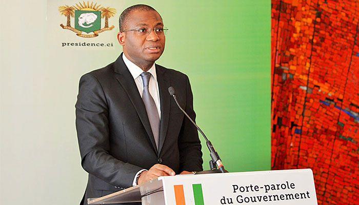 CMU,Bilan programme social,Sidi Tiémoko,porte-parole,Gouvernement