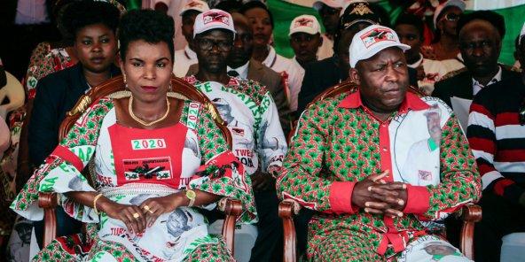 Burundi,Évariste Ndayishimiye