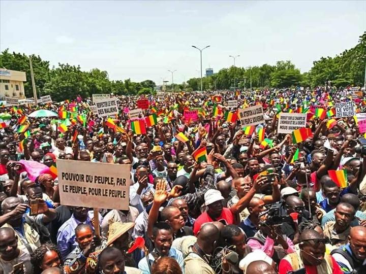 mali-nouvelle-demonstration-de-force-des-opposants-au-president-ibk