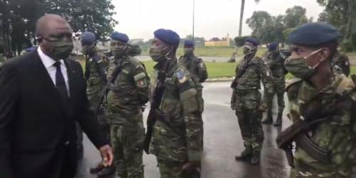 attaque terroriste,Kafolo,chef du commando,interpellé,Hamed Bakayoko