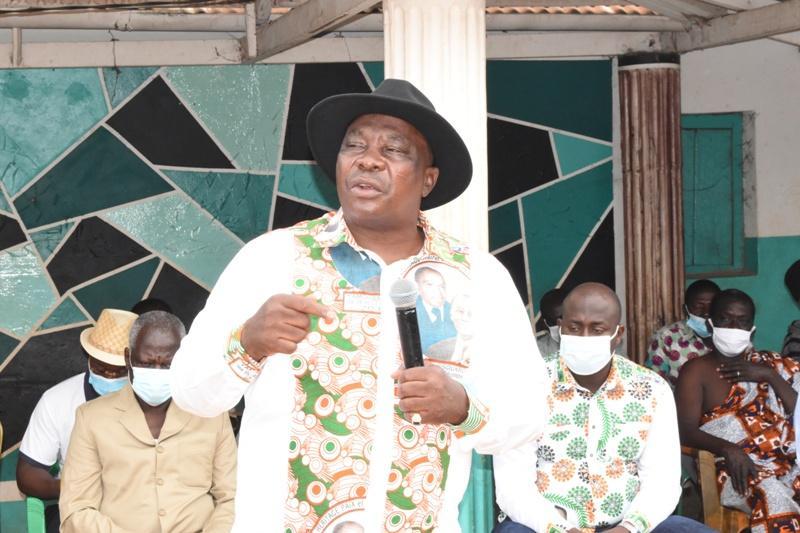 Kobenan Kouassi Adjoumani,Candidature de Bédié,RHDP