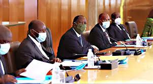 Conseil national de sécurité,CNS,grand Abidjan,isolé