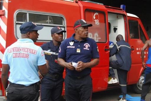Inondations, Abidjan, Sapeurs-pompiers,