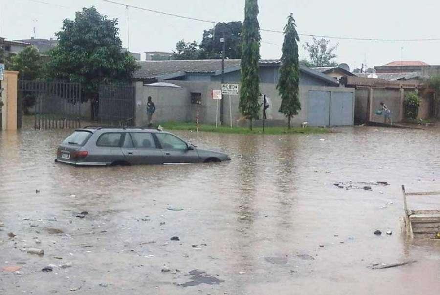 Pluie,vendredi 26 juin 2020,montée des eaux,point