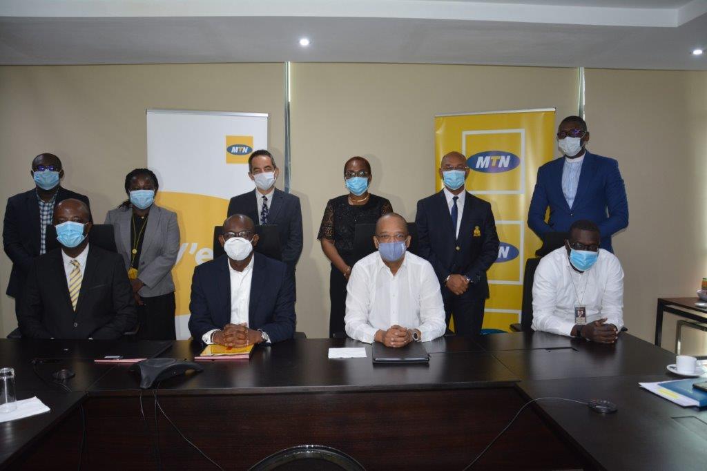 MTN,MTN Côte d'Ivoire,Groupe Teylion,nouveau siège