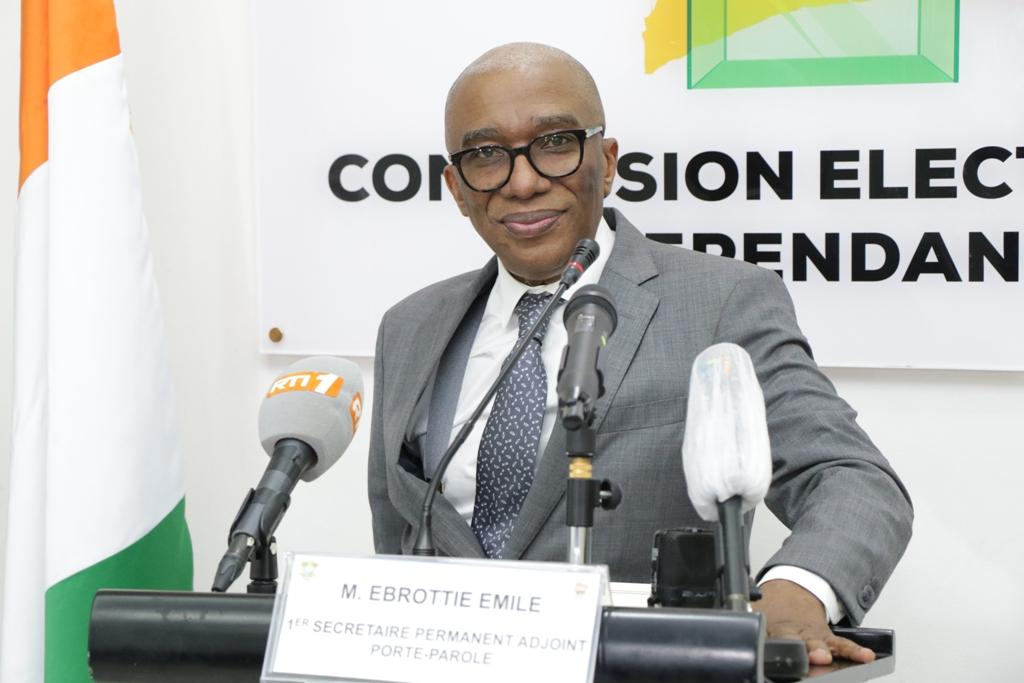 CEI,Révision liste électorale,Prorogation