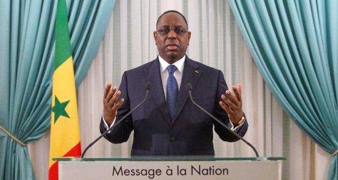 Sénégal,Macky Sall,état d'urgence