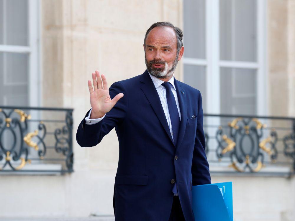 France,Démission Edouard Philippe,Premier ministre