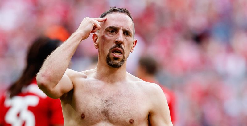 Football,Franck Ribery
