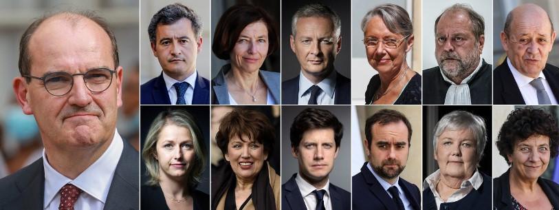 France,Nouveau Gouvernement,Jean Castex