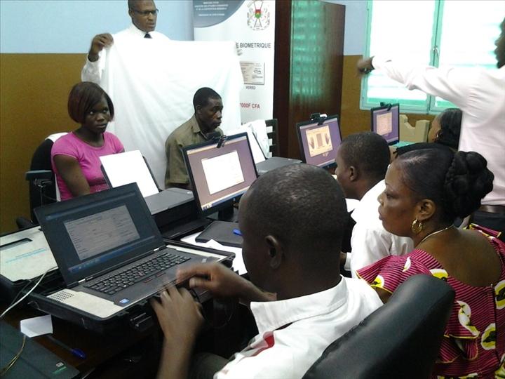 Enrolement,Côte d'Ivoire