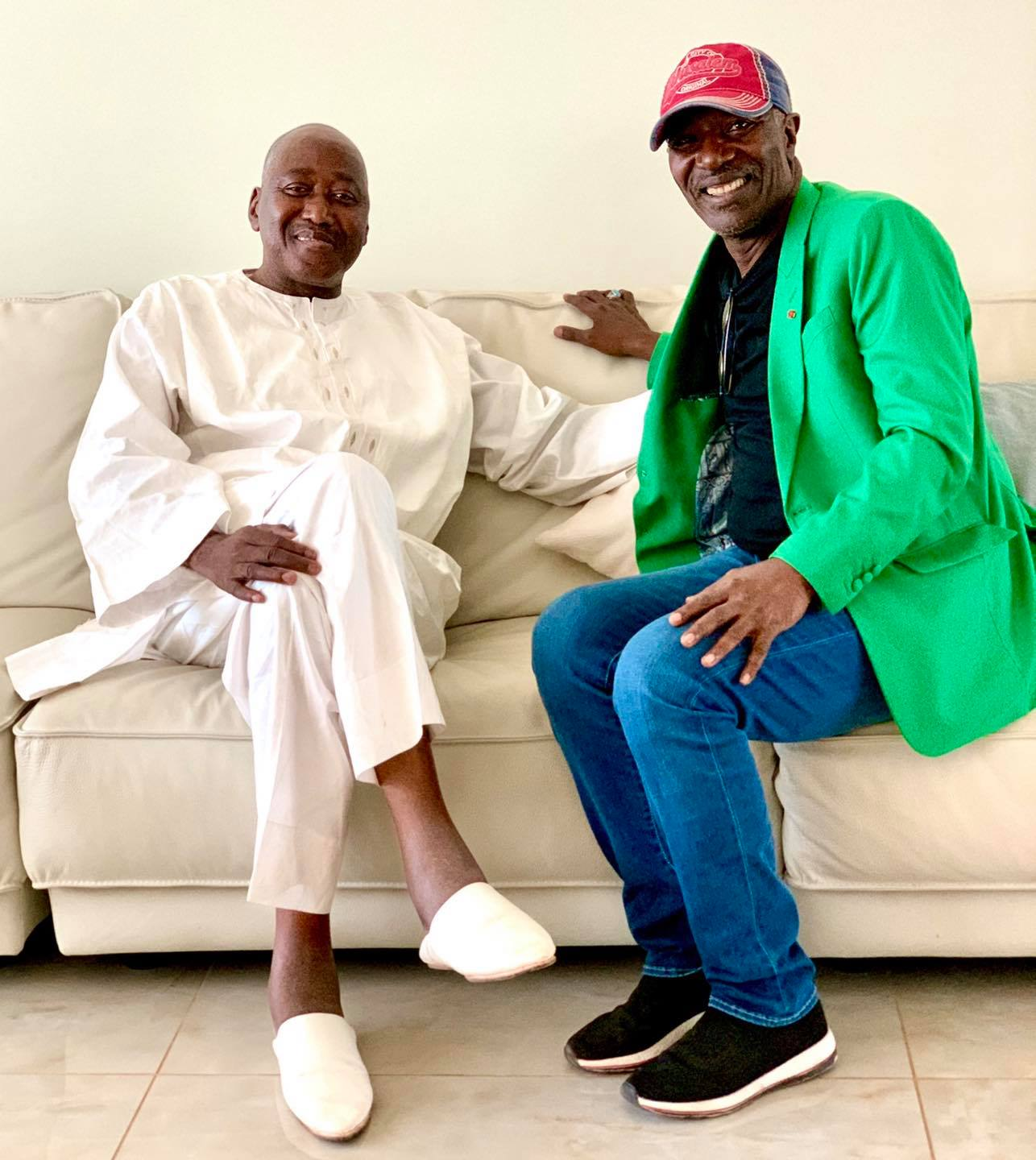 Amadou Gon Coulibaly,Alpha Blondy