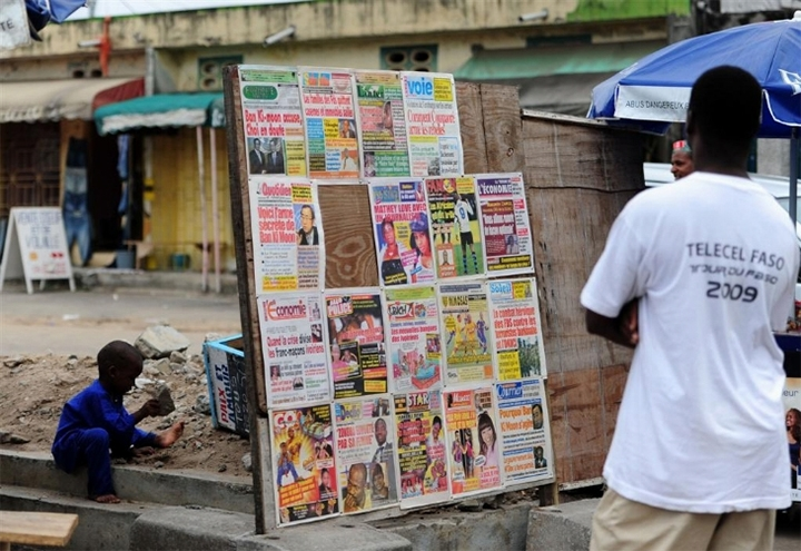 Revue de presse,Amadou Gon,Alassane Ouattara,Daniel Kablan Duncan