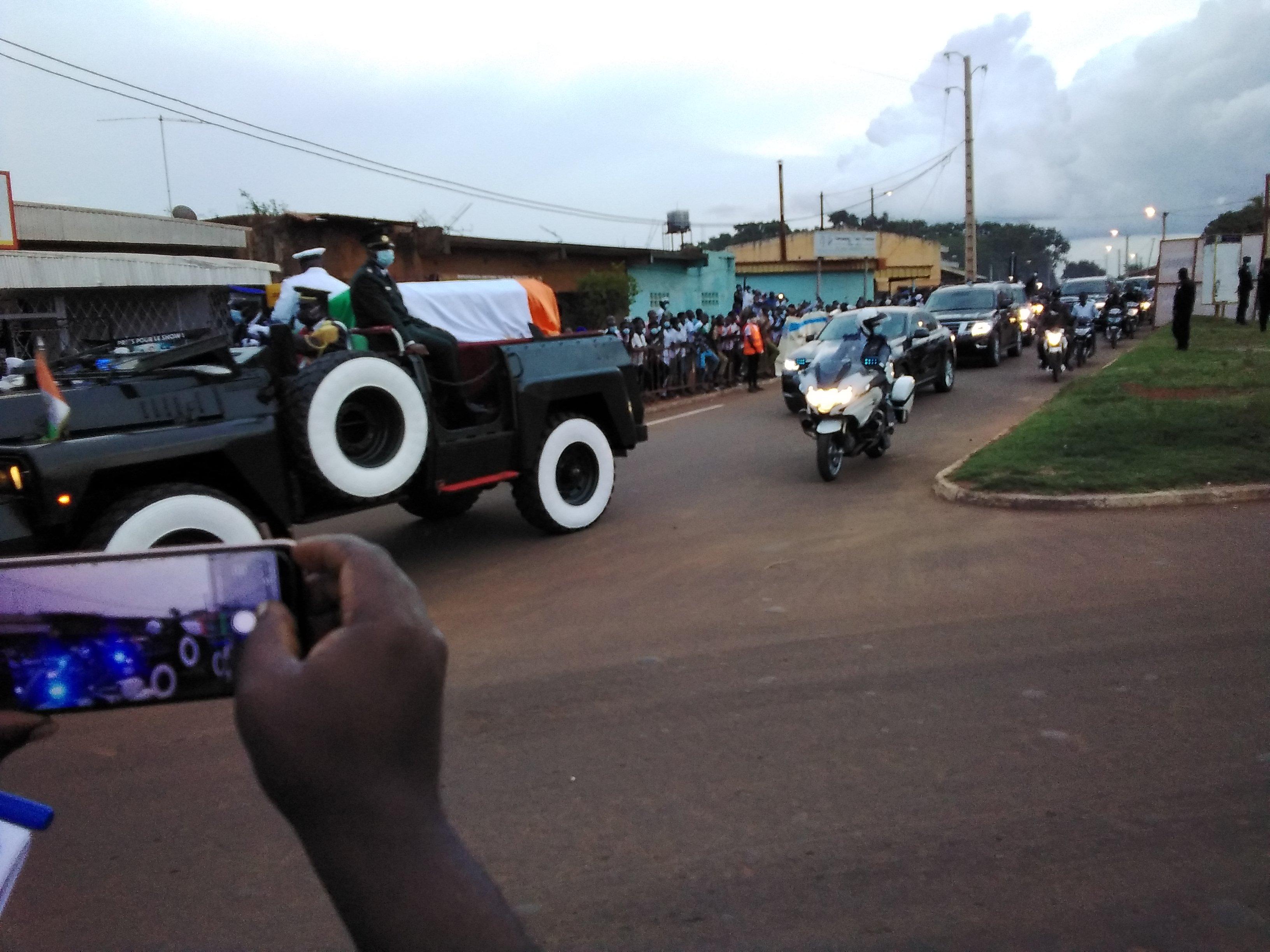 Obsèques d'Amadou Gon Coulibaly,Korhogo,Premier ministre