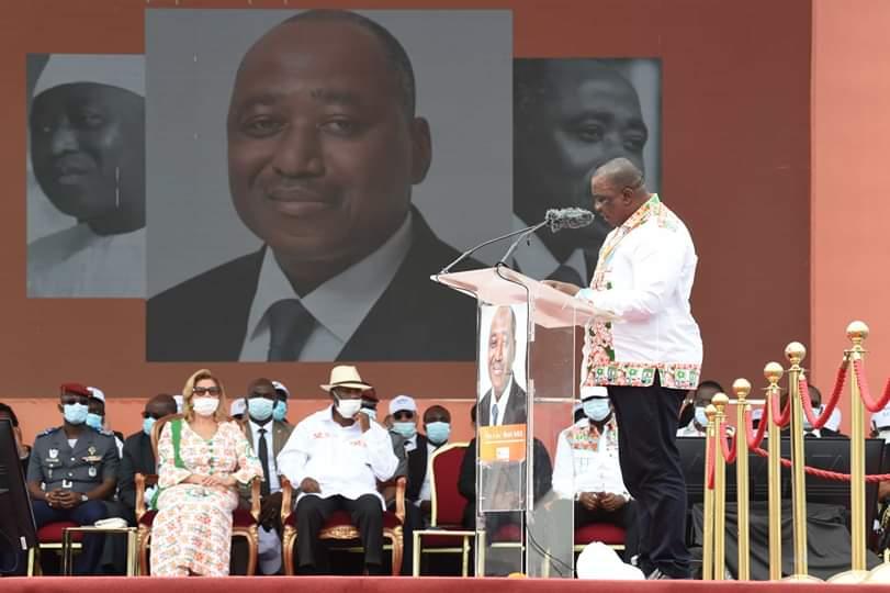 Hommage du RHDP à Amadou Gon Coulibaly,Adjoumani,Porte-parole,RHDP