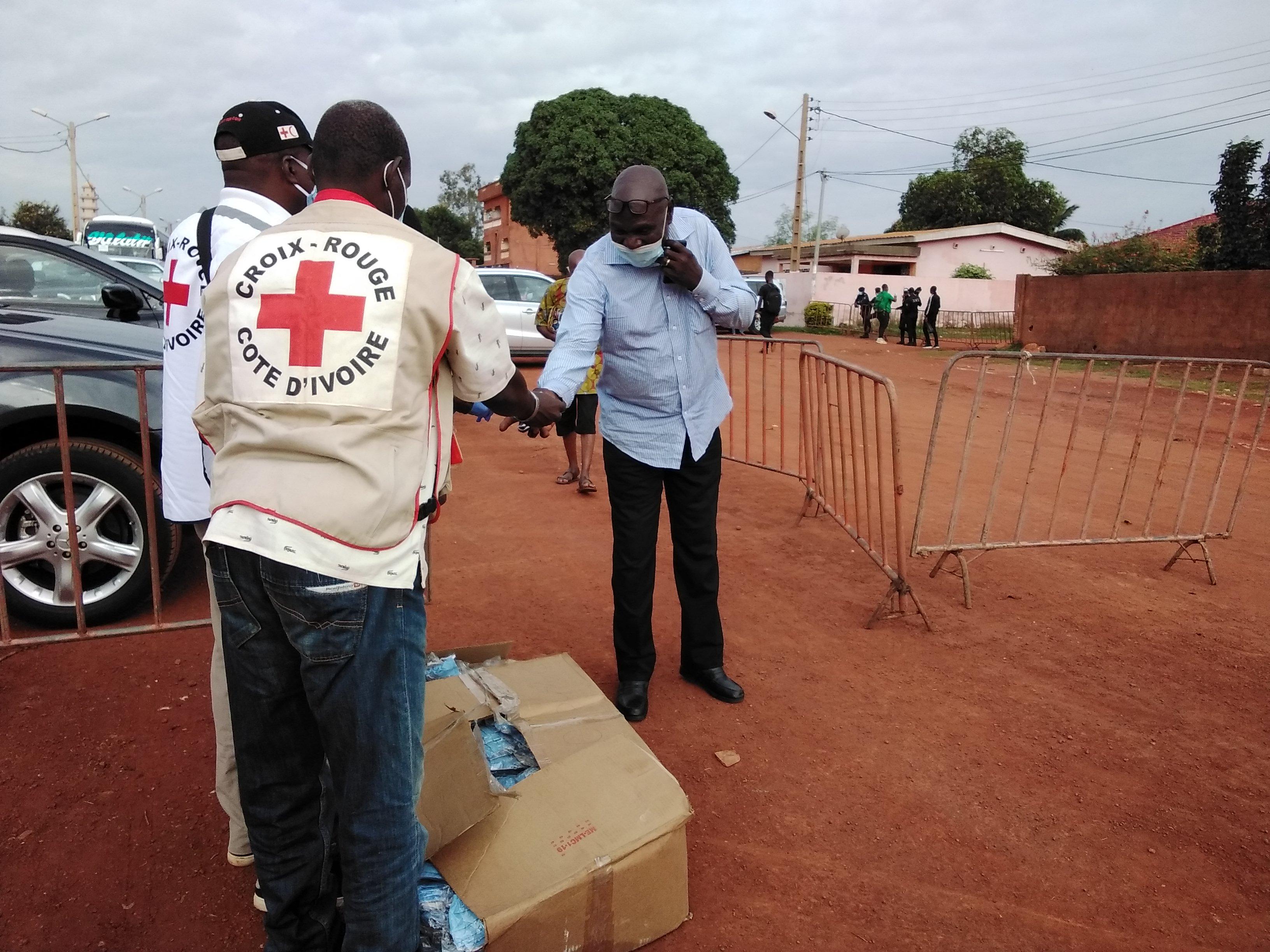 Obsèques d'Amadou Gon Coulibaly,Hommage,District des savanes