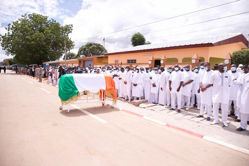 Obsèques de Gon Coulibaly,Alliances interethnique,Premier ministre