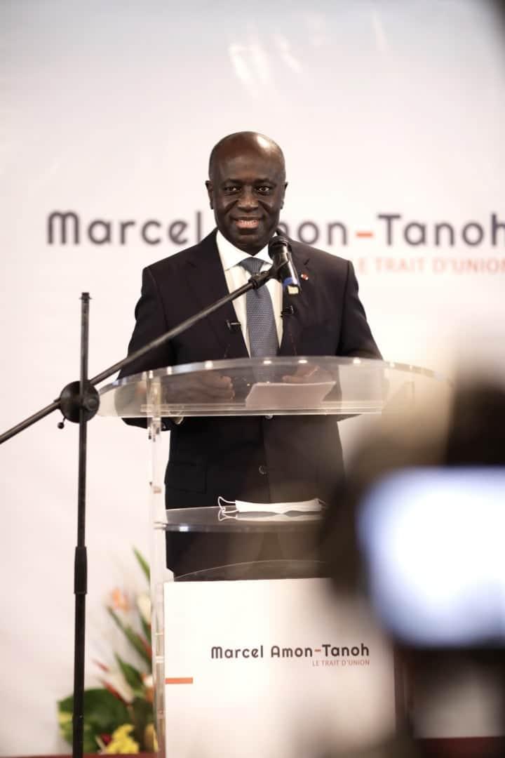 Présidentielle 2020,Amon Tanoh,candidature,Côte d'Ivoire