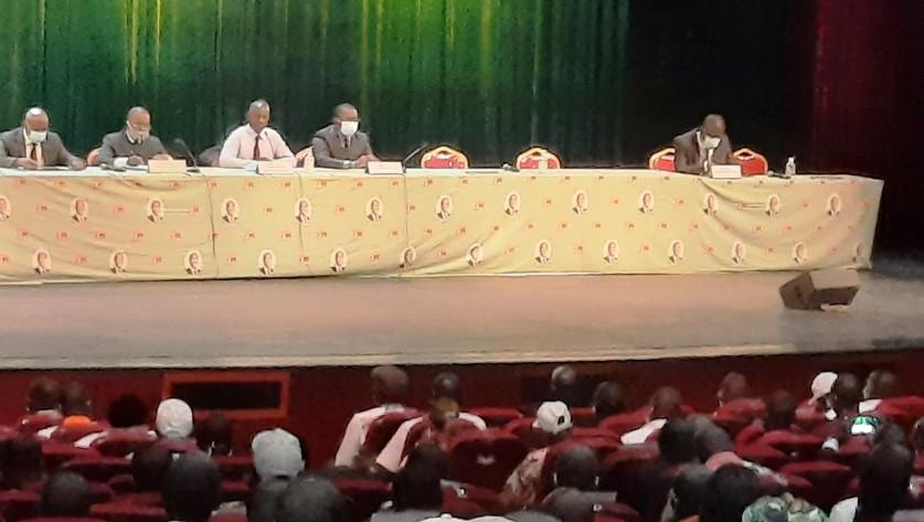 RHDP,Alassane Ouattara,Désignation candidat,convention RHDP