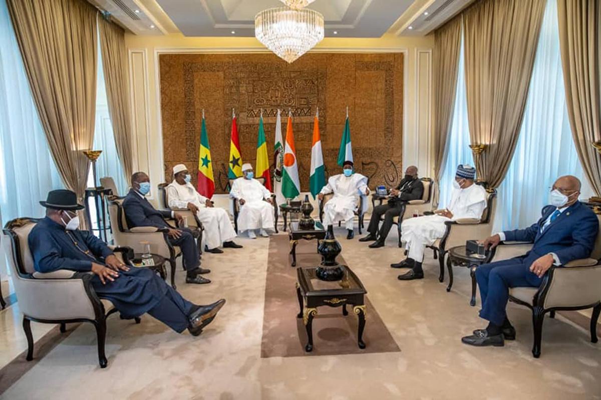Crise,Mali,CEDEAO,Médiation