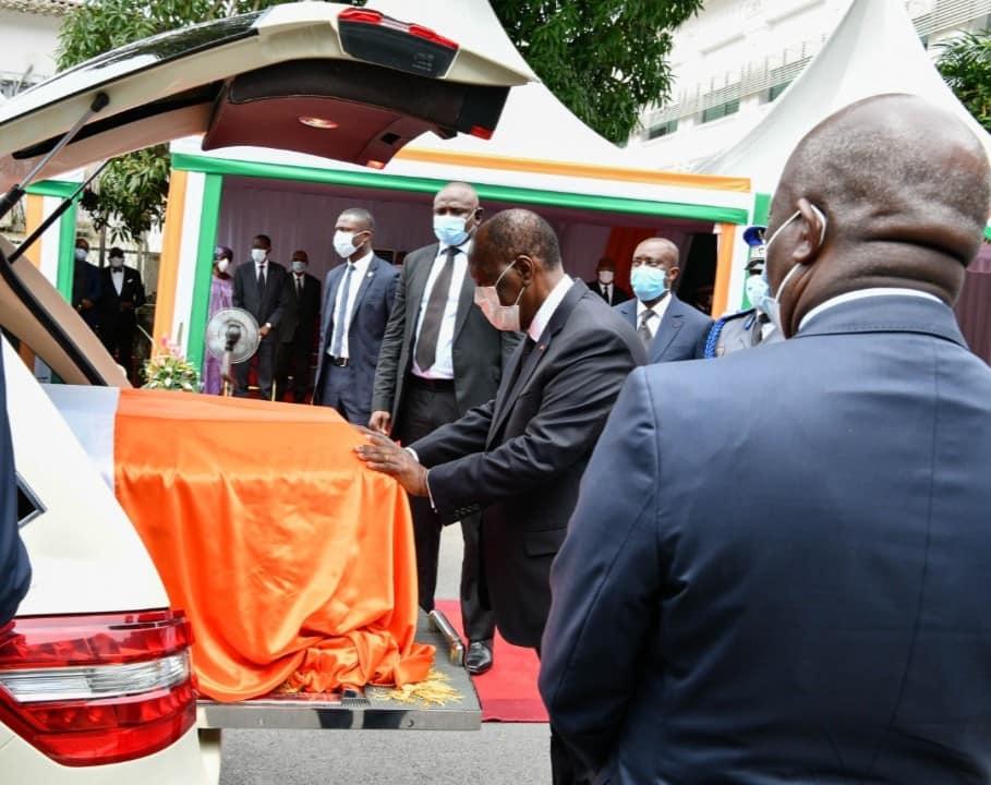 Hommage,Seydou Diarra,Premier ministre,Alassane Ouattara