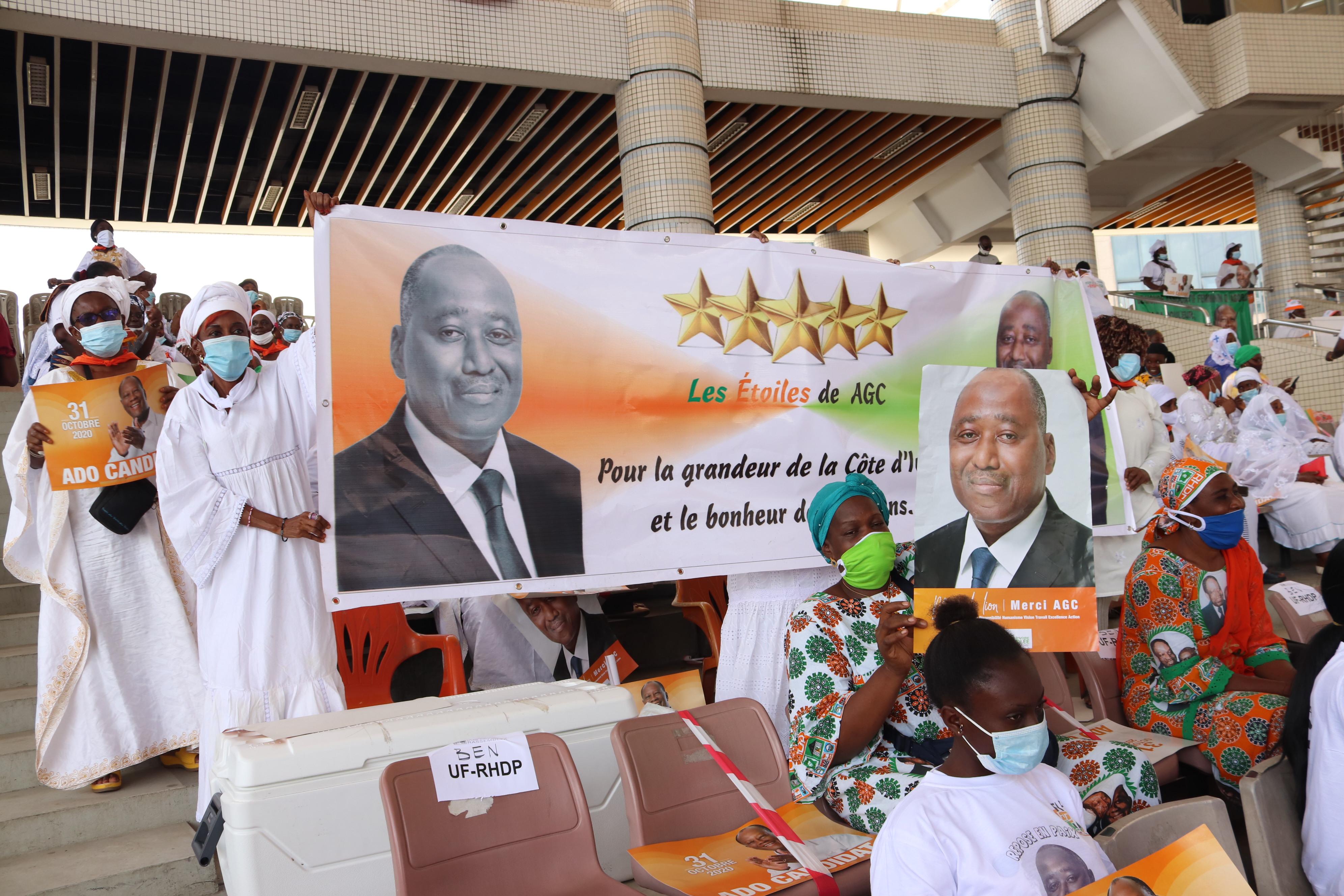 Rhdp,Amadou Gon Coulibaly