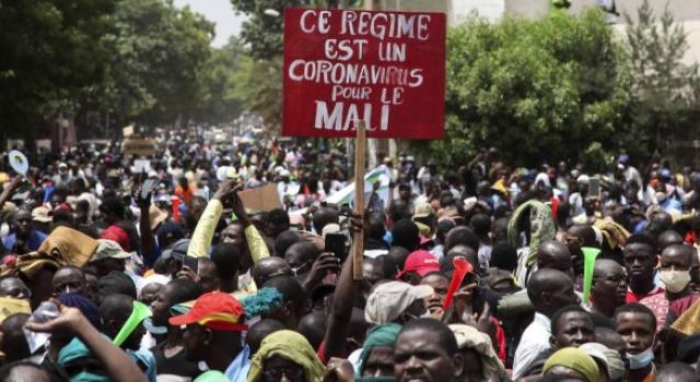 Crise au Mali,Réaction de l'opposition,CEDEAO