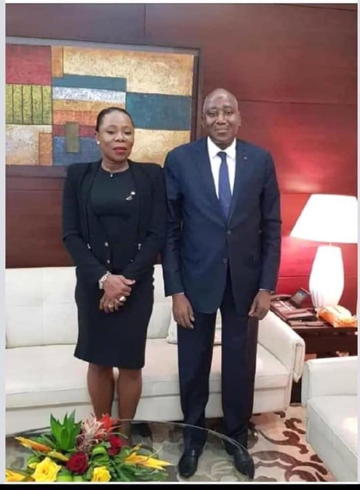Gouza Nahounou,Idées et paix,politique,Amadou Fin Coulibaly,Alassane Ouattara,troisième mandat