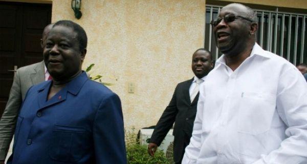 Gbagbo,Bédié,Présidentielle