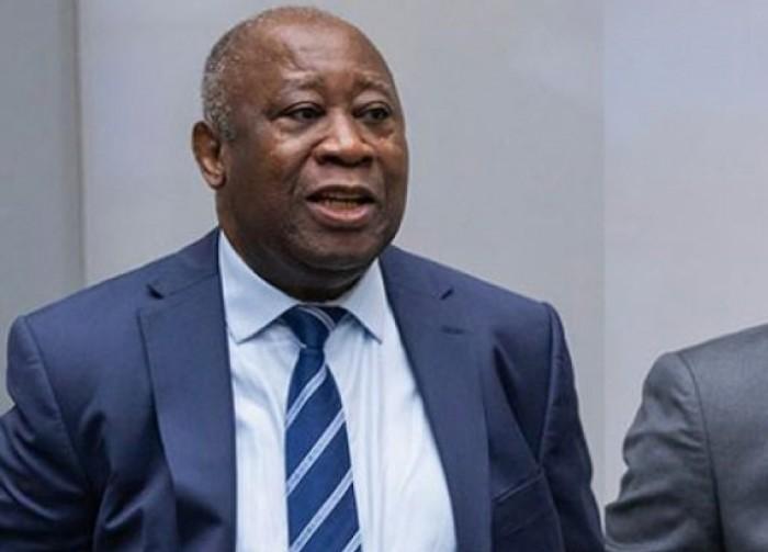 Laurent Gbagbo,liste électorale