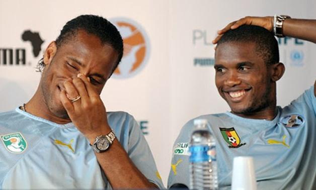 Football,Didier Drogba,Samuel Eto'o,Fif