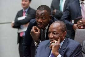 élection presidentielle,3éme mandat,Alpha Condé,Guinée