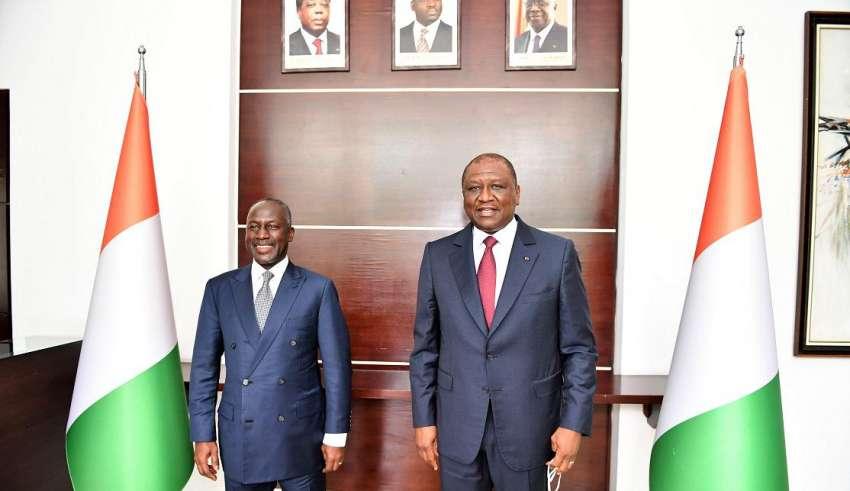 Affi,Guikahué,Bictogo,Premier ministre,Hamed Bakayoko