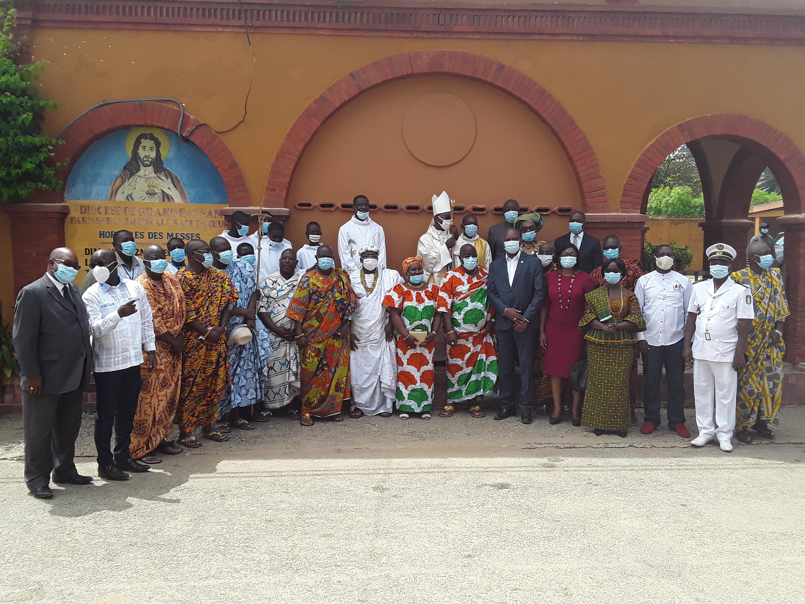 Cote d'Ivoire,Grand-Bassam,Jean-Louis Moulot