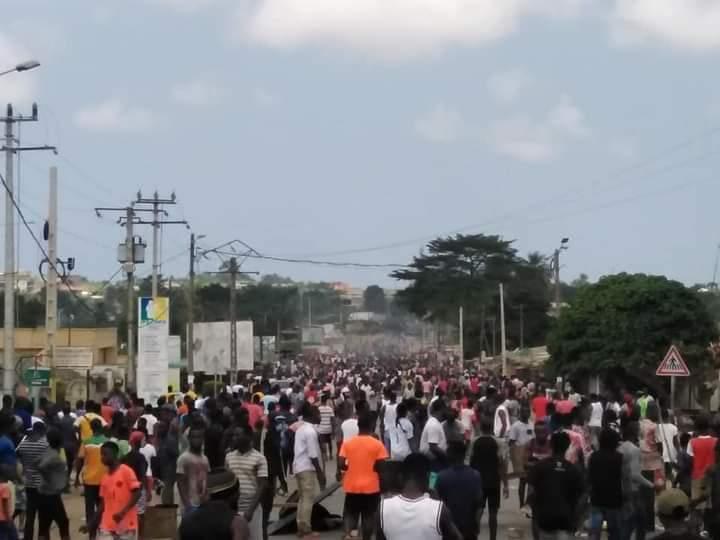 3e mandat,Alassane Ouattara,manifestations,protestation