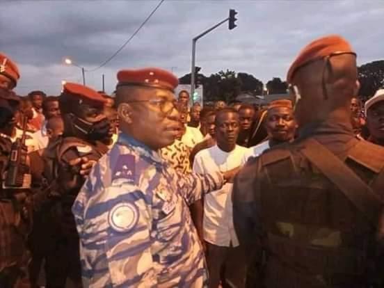 Daoukro, général Apalo,  3e mandat de Ouattara,