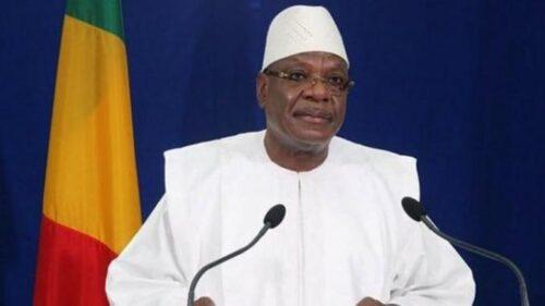 Mali,président Kéita,IBK,Premier ministre,mutins