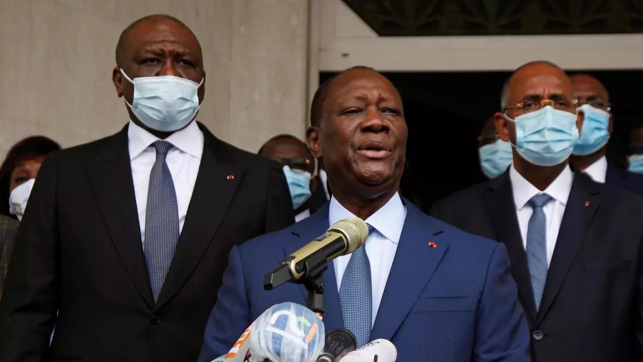 Alassane Ouattara,Commission Électorale Indépendante (CEI).