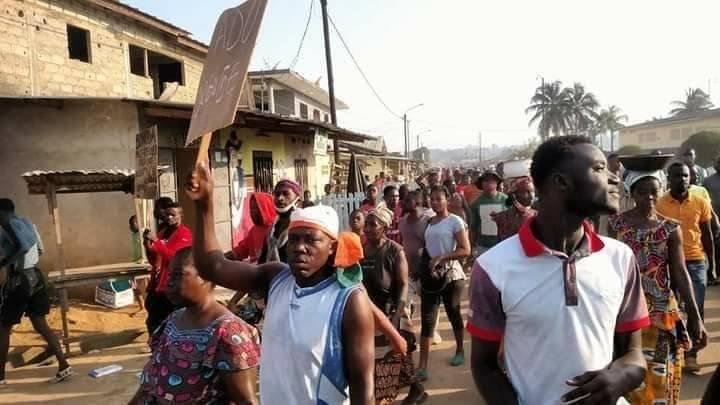 Amnesty International,Côte d'Ivoire,violences,répression