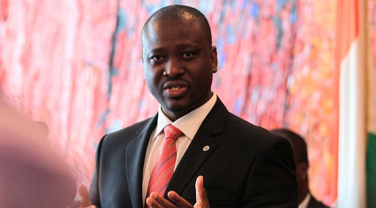 Présidentielle 2020,Guillaume Soro,dépôt de candidature